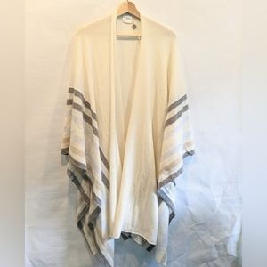 Madeleine Thompson cashmere wrap one size BNWOT